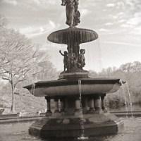 Bethesda Fountain, aka The Fountain That Grants Wishes